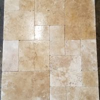 Travertine Tile Pattern