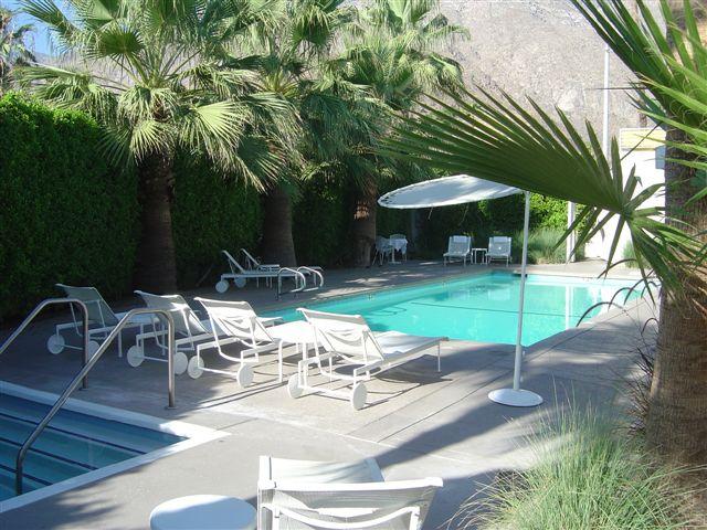 Movie Colony Palm Springs California USA