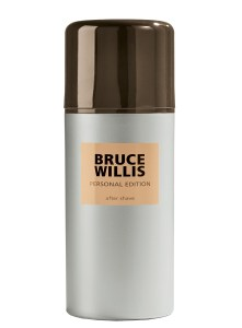 LR Bruce Willis Personal Edition After Shave Cream Gel 2952