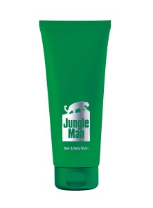 LR Jungle Man Hair & Body Wash 3504