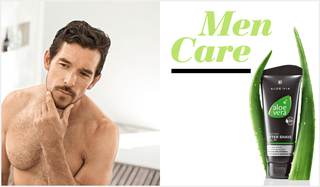 LR Aloe Via Aloe Vera Men Care