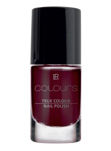 LR Colours Nail Polish 11 Black Cherry 10400-11
