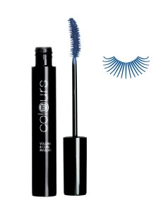 LR Colours Volume & Curl Mascara Night Blue 10002-5