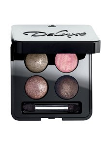 LR Deluxe Artistic Quattro Eyeshadow Delighted Nude 11150-10