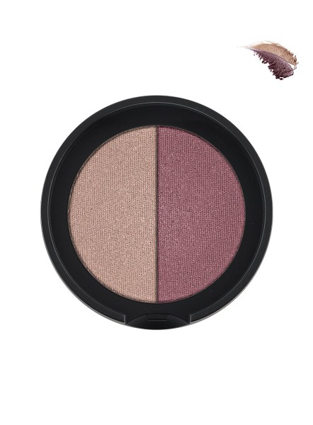 LR Colours Eyeshadow 8 Mauve 'n' Plum - Violet
