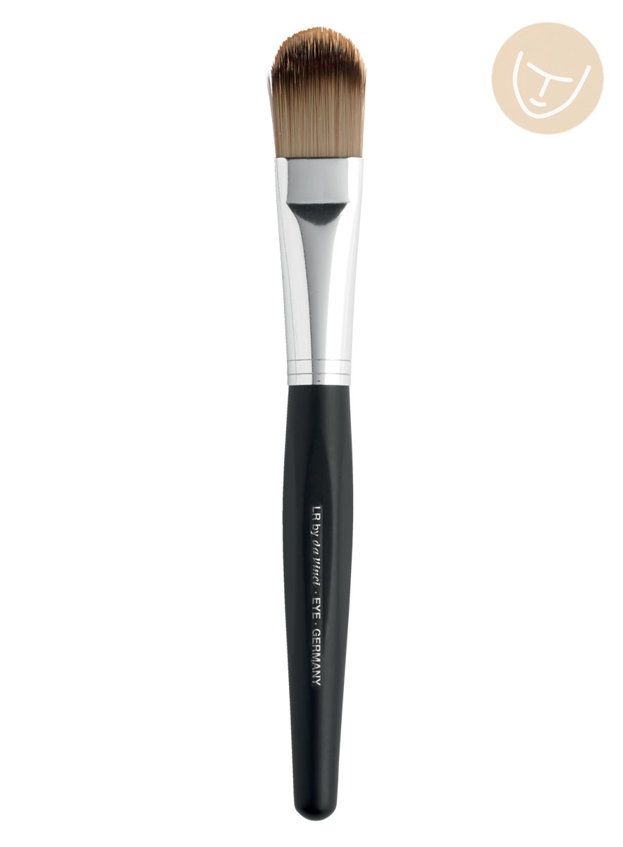Foundationpenseel | Fond de teint borstel | LR by da Vinci Foundation Brush 40062