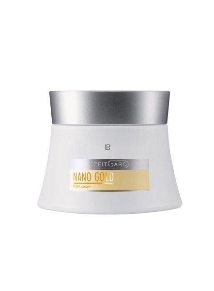 LR Zeitgard Nanogold Night Cream 28183