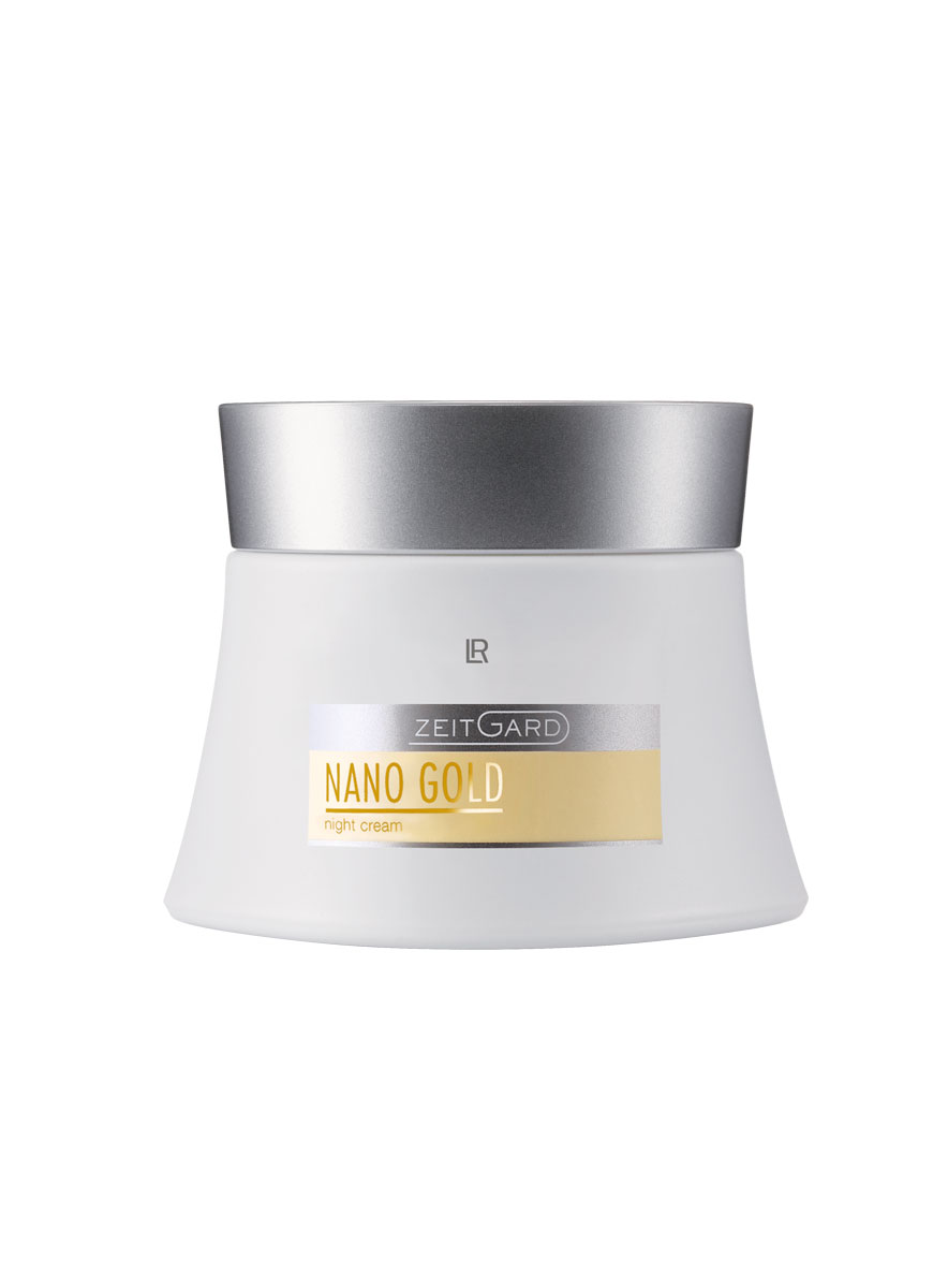 LR Zeitgard Nanogold Night Cream 28183