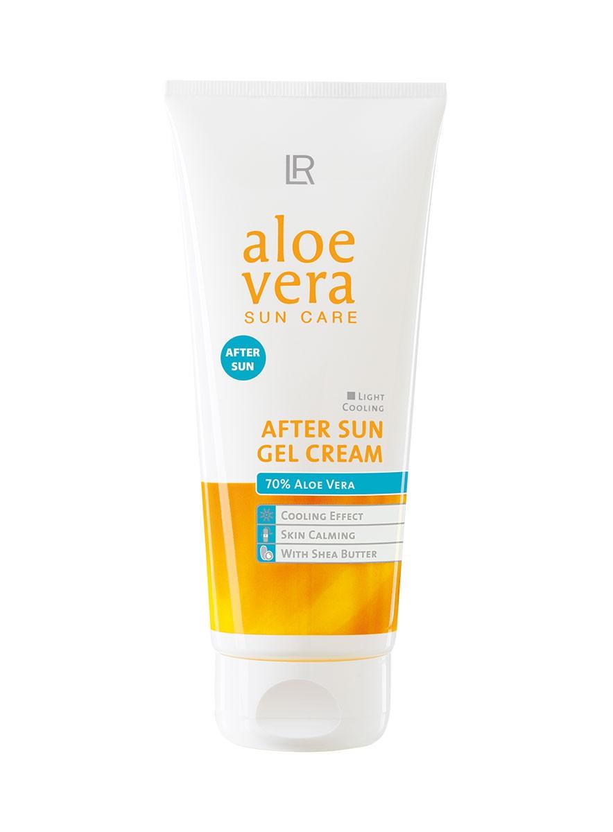 LR Aloe Vera Sun Care After Sun Gel Cream