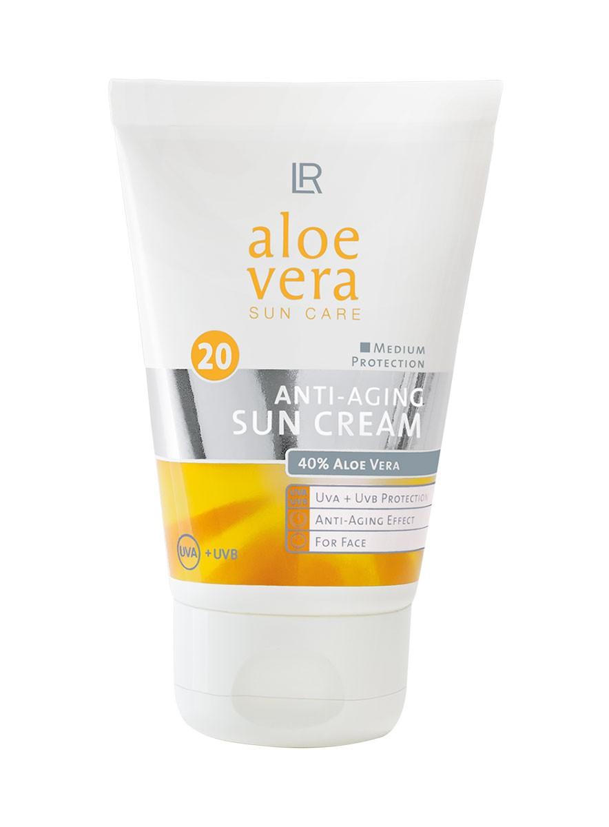LR Aloe Vera Sun Care Anti-Aging Sun Cream 20