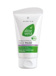 LR ALOE VIA Aloe Vera Hydra Express Face Mask   Express hydraterend masker voor het gelaat