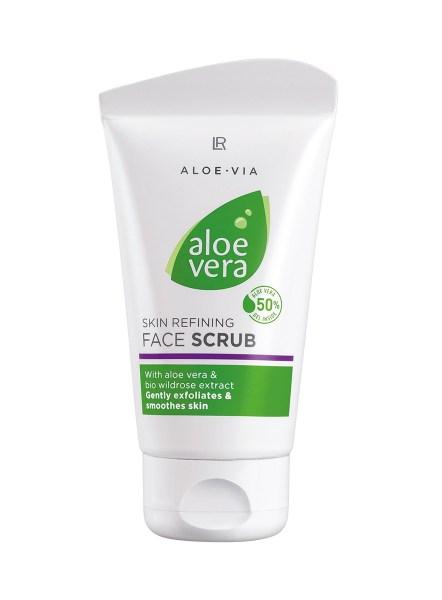 LR ALOE VIA Aloe Vera Skin Refining Face Scrub | Huidverfijnende gelaatspeeling