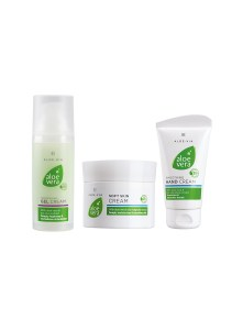 LR ALOE VIA Aloe Vera Body Care Set