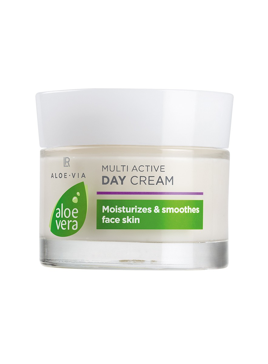 LR ALOE VIA Aloe Vera Multi Active Day Cream