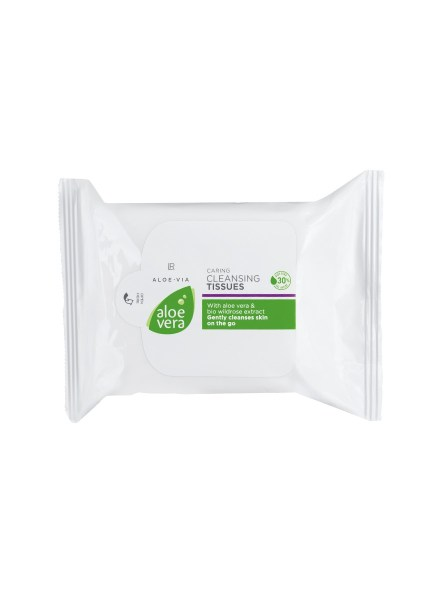 LR ALOE VIA Aloe Vera Caring Cleansing Tissues - Vorige Editie