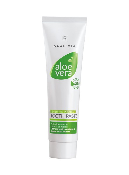 LR ALOE VIA Aloe Vera Sensitive Protect Tooth Paste