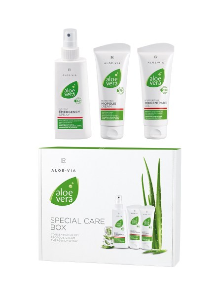LR ALOE VIA Aloe Vera Special Care Box