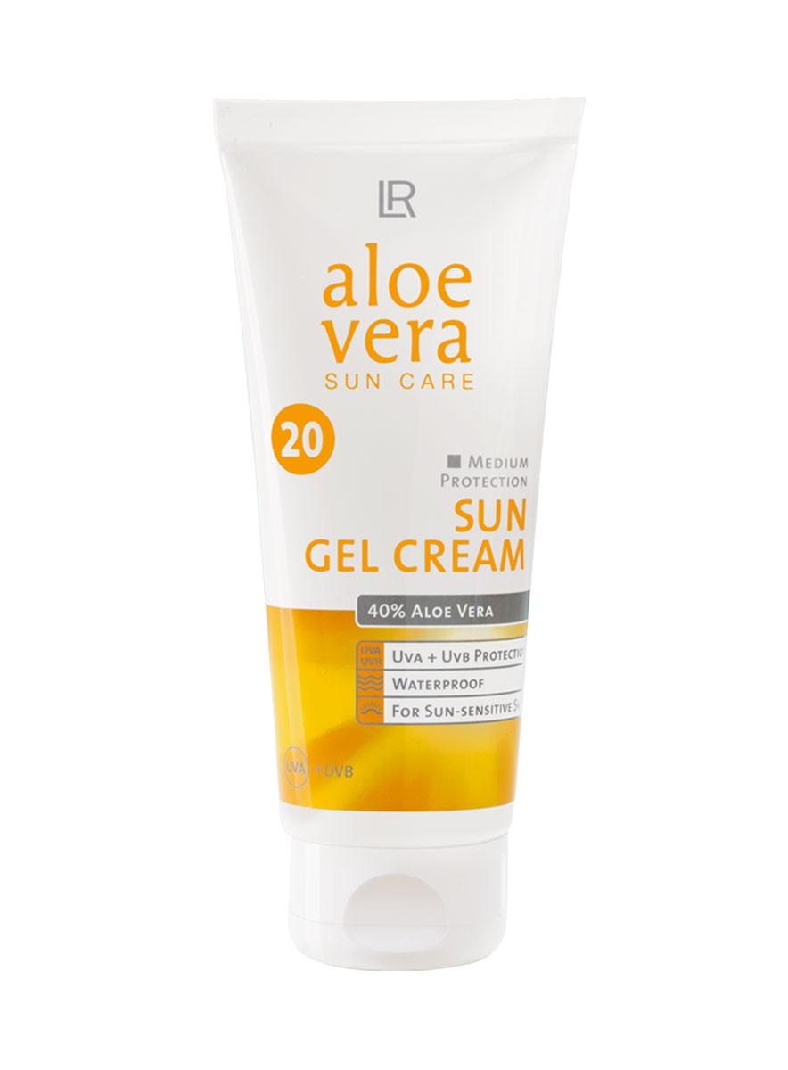 LR Aloe Vera Sun Care Sun Gel Cream 20