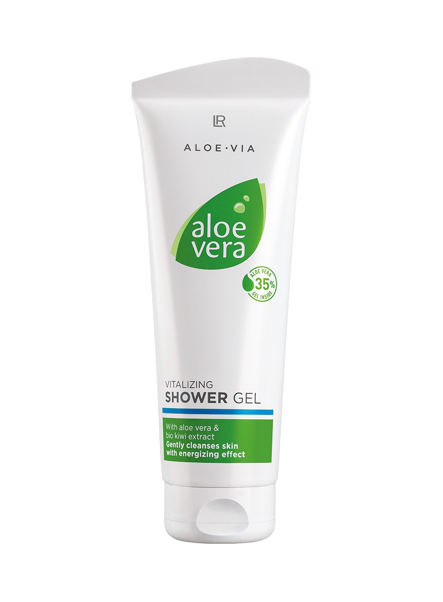 LR ALOE VIA Aloe Vera Vitalizing Shower Gel