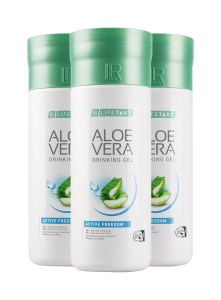 LR LIFETAKT Aloe Vera Drinking Gel Active Freedom | Aloë Vera Drinking Gel Freedom Set - Set van 3