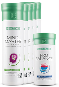 LR LIFETAKT Mental Power Set Basisoplossing Producten