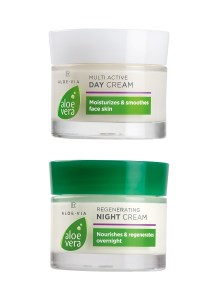 LR ALOE VIA Aloe Vera Day & Night Set