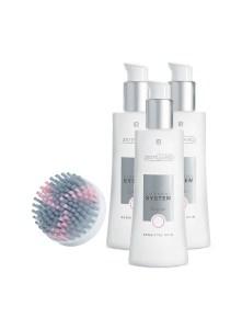 Zeitgard Cleansing System Cream Sensitive Skin Set | 3-maanden-set voor gevoelige huid