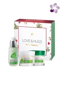 Aloë Vera Gelaatsverzorging Set met Multi Active Day Cream
