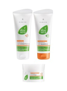 LR ALOE VIA Nutri-Repair Hair Care Set
