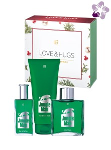 LR Jungle Man Parfumset X-Mas 2019