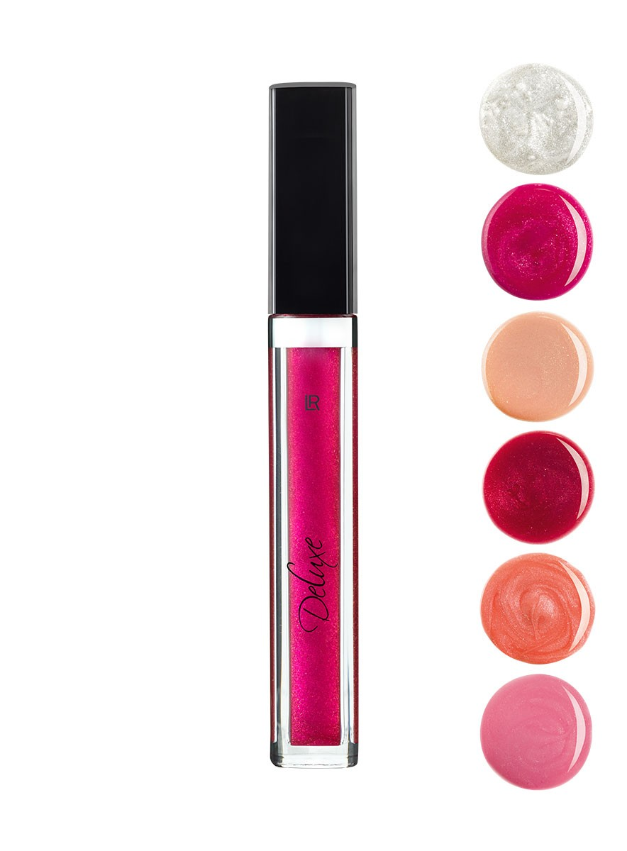 LR DELUXE Brilliant Lipgloss • 3D-effect voor glossy lippen