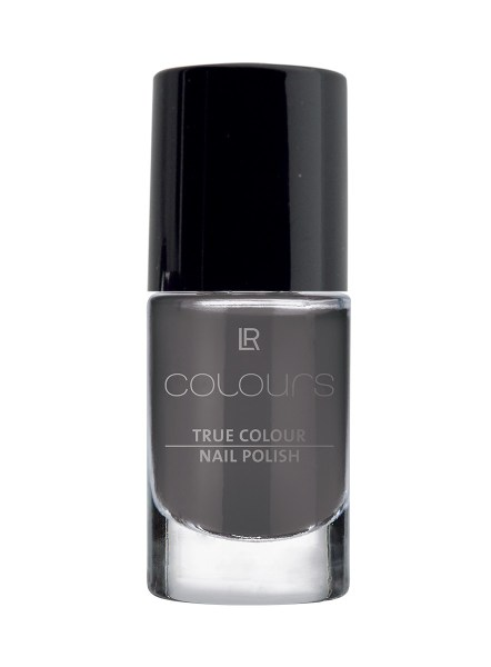 LR COLOURS True Colour Nail Polish No 14 Smoky Grey