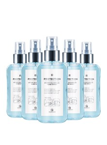 LR PROTECTION Hydro-Alcoholic Hand Spray Set