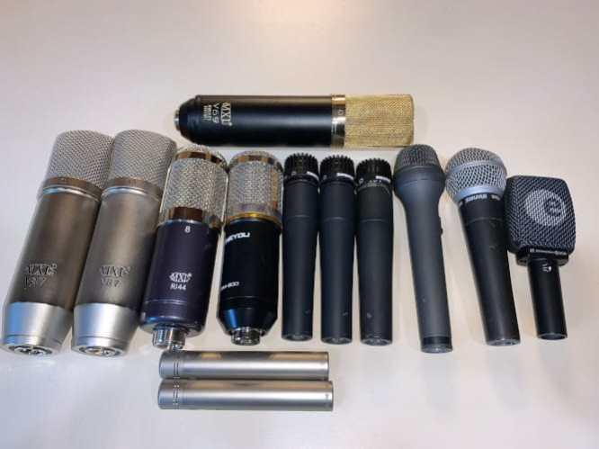 Microphone Locker