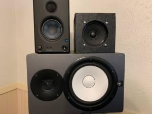 Studio Monitors - Recording Studio - 5
