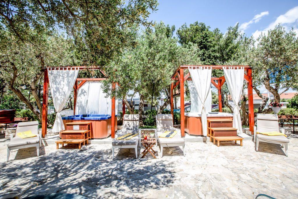 Sjour le de Brac Htel de charme Villa Adriatica  Supetar