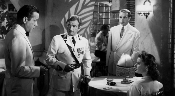 casablanca movie review essays Critical review for movie casablanca 2 pages (500 words) nobody downloaded yet  let us find you essays on topic music in casablanca analysis for free.