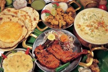 History of indian food heritage - Kashmir indian cuisine ...