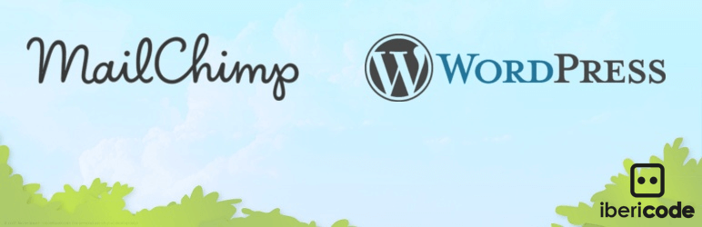 mailchimp for wordpress banner