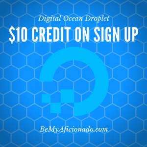 DigitalOcean Credit Sqare Banner