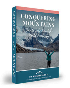 Purchase Conquering Mountains here