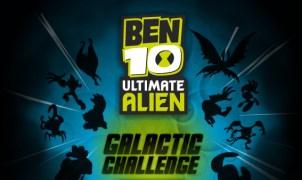 Ben 10 Ultimate Alien Galactic Challenge Game