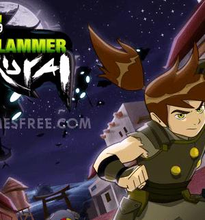 Ben 10 Sumo Slammer Samurai Game