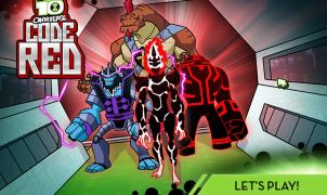 Ben 10 Omniverse Code Red Game