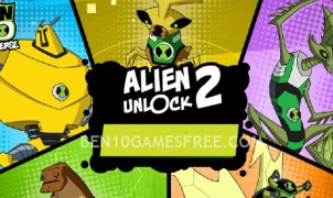 Ben 10 Alien Unlock 2 Game