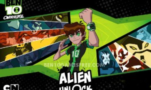 Ben 10 Alien Unlock Game