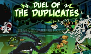 Ben 10 Duel of Duplicates Game