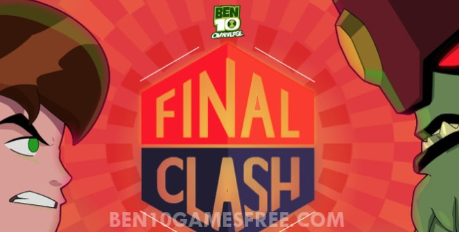 Ben 10 Final Clash Game Download, Play Online