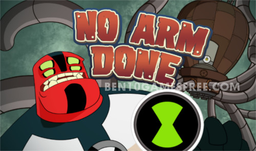 Ben 10 No Arms Done   Play Game Online & Free Download