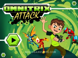 Ben 10 Omnitrix Attack Game